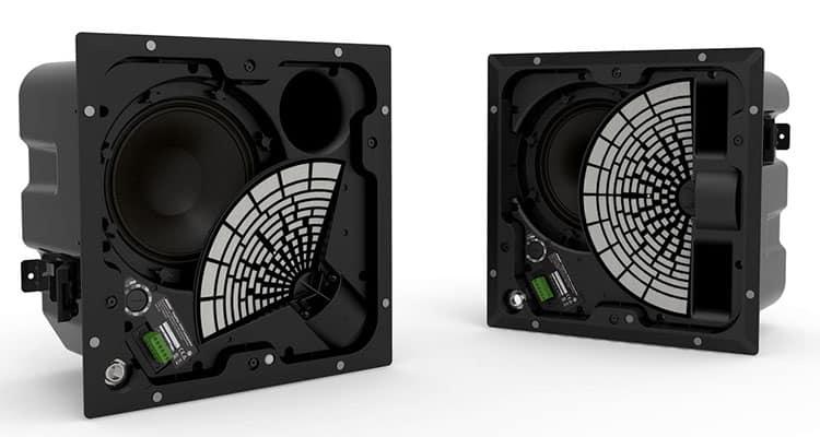 Premium speakers – Bose EM90 EdgeMax ceiling speaker