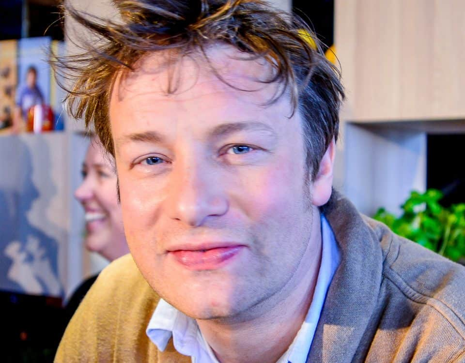 Servicing Jamie Oliver's restaurant…